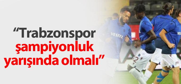 """""""Trabzonspor transfer döneminde hazırlıklı değildi"""""""