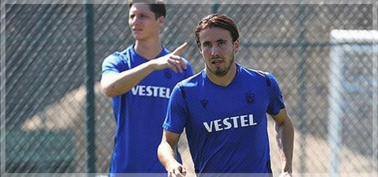Trabzonspor'da gözler Trondsen'e çevrildi