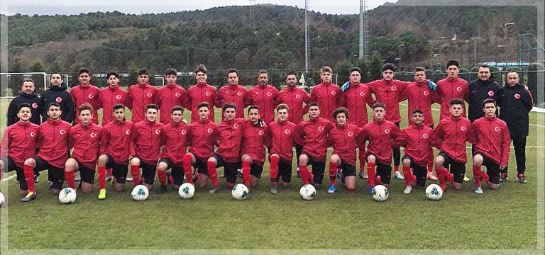 Trabzonspor'dan milli takıma 3 oyuncu