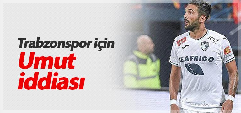 Trabzonspor için Umut Meraş iddiası