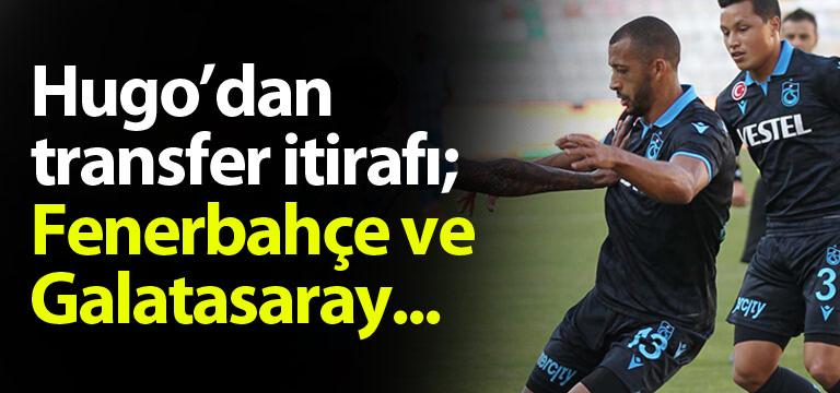 Vitor Hugo: Fenerbahçe ve Galatasaray beni istedi