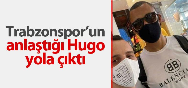 Vitor Hugo Türkiye'ye geliyor! Yola çıktı
