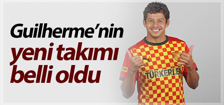 Guilherme'nin yeni takımı belli oldu