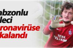 Trabzonspor'un eski kalecisi Zeki Ayvaz koronavirüse yakalandı
