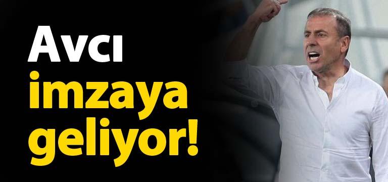 Abdullah Avcı Trabzon'a geliyor