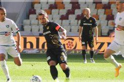 Yeni Malatyaspor 3 puanı aldı