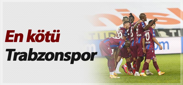 En kötü Trabzonspor