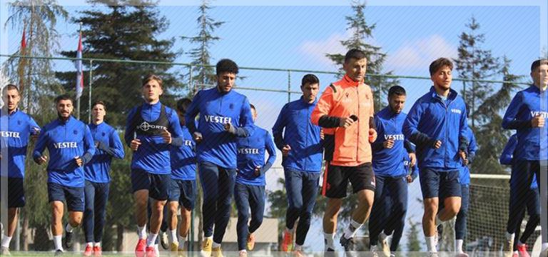 Trabzonspor'un Ankaragücü muhtemel 11'i!
