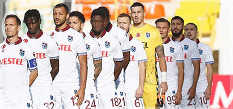 Trabzonspor en az oyuncu değişikliği yapan takımlardan.