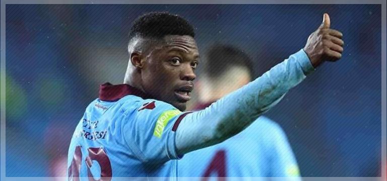 Trabzonspor'da Ekuban farkı