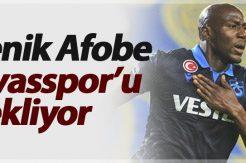 Benik Afobe Sivasspor'u bekliyor